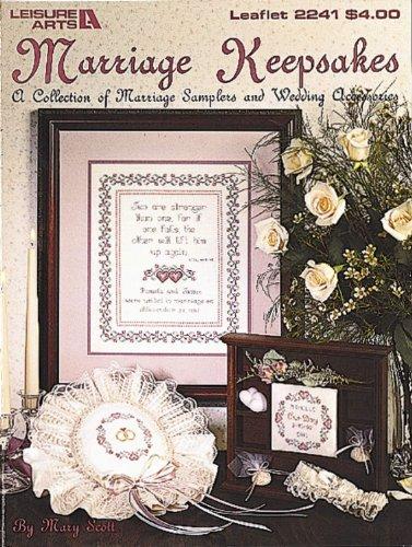 9781609001629: Marriage Keepsakes (Leisure Arts #2241)