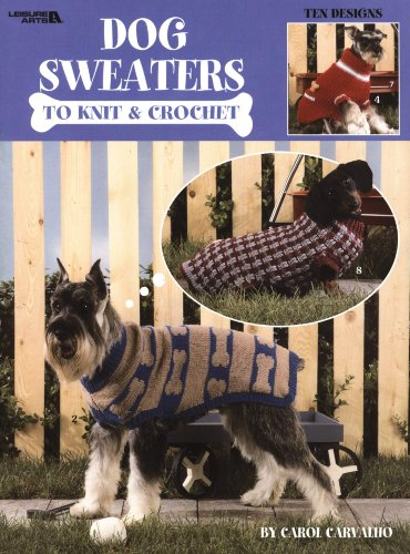 9781609001995: Dog Sweaters (Leisure Arts #934)