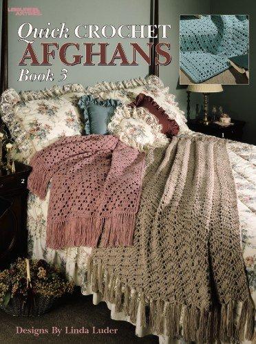 9781609002169: Quick Crochet Afghans, Book 3