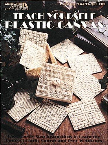 9781609002176: Teach Yourself Plastic Canvas (Leisure Arts #1420)