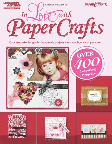 In Love with Paper Crafts: Crafts Media LLC