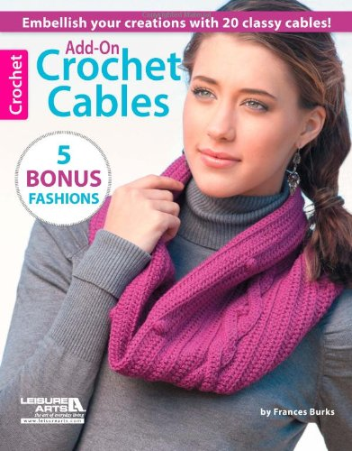 9781609003548: Add-On Crochet Cables