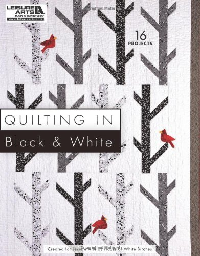 9781609003586: Quilting in Black and White