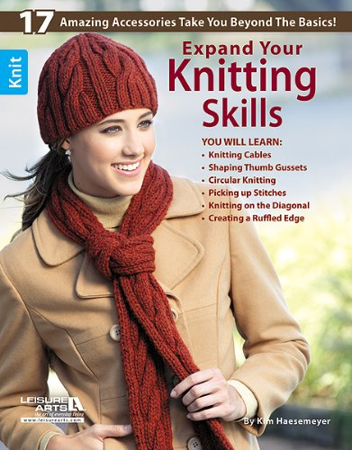 9781609003623: Expand Your Knitting Skills