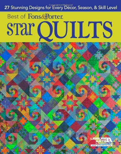 9781609003784: Best of Fons & Porter: Star Quilts