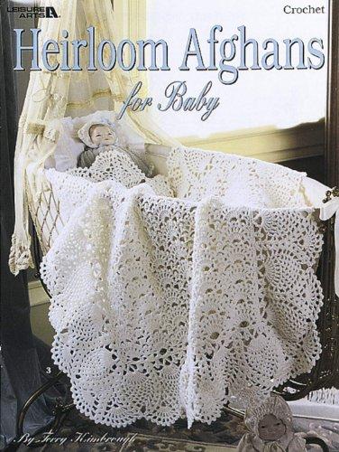 9781609004194: Heirloom Afghans For Baby (Leisure Arts #3059)