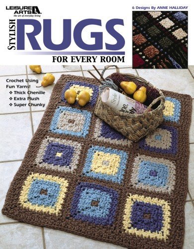 9781609008659: Stylish Rugs for Every Room (Leisure Arts #3782)