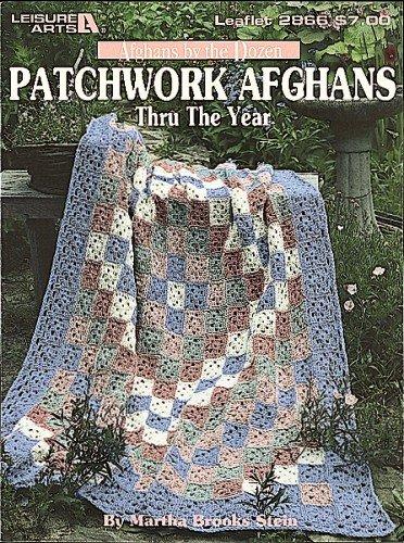 9781609008802: Patchwork Afghans Thru the Year (Leisure Arts #2866)