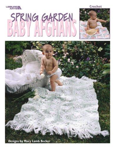 9781609009632: Spring Garden Baby Afghans (Leisure Arts #3668)
