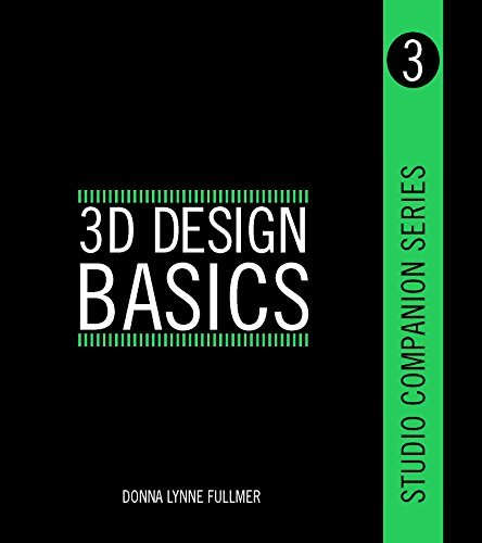 9781609010980: Studio Companion Series 3D Design Basics