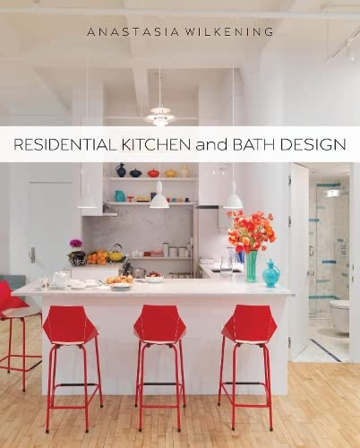 9781609011253: Residential Kitchen and Bath Design