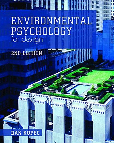 9781609011413: Environmental Psychology for Design