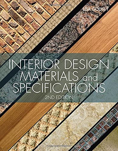 9781609012298: Interior Design Materials and Specifications, 2nd Edition