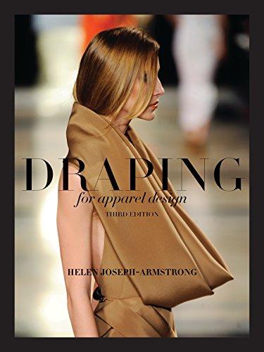 9781609012403: Draping for Apparel Design