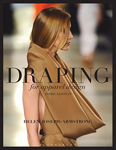 Draping for Apparel Design (Paperback): Helen Joseph-Armstrong