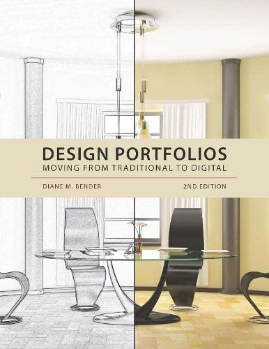 9781609012410: Design Portfolios: Moving from Traditional to Digital