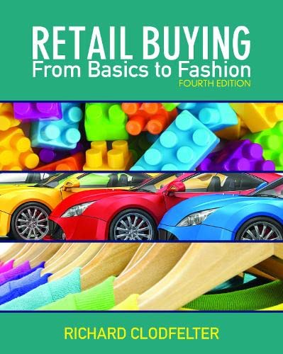 9781609012779: Retail Buying: From Basics to Fashion, 4th Edition