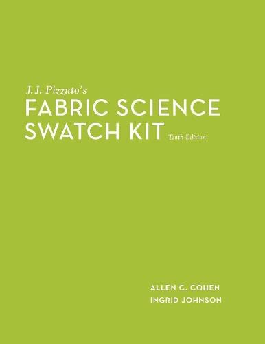 9781609013585: J.J. Pizzuto's Fabric Science Swatch Kit