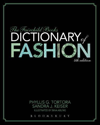 9781609014896: The Fairchild Books Dictionary of Fashion