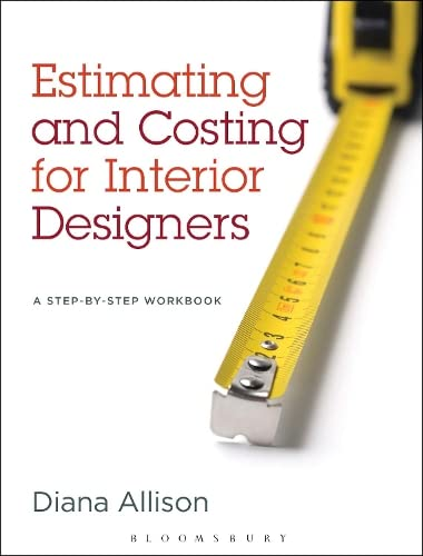 9781609015190: Estimating and Costing for Interior Designers: A Step-by-Step Workbook