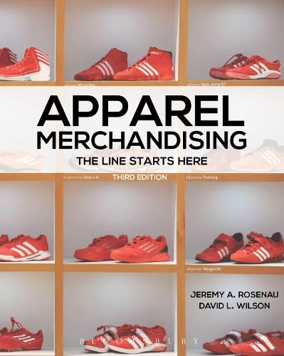 9781609015398: Apparel Merchandising: The Line Starts Here