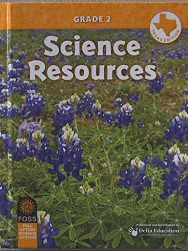 Science Resources, Grade 2, Texas Edition, 9781609024925, 1609024923