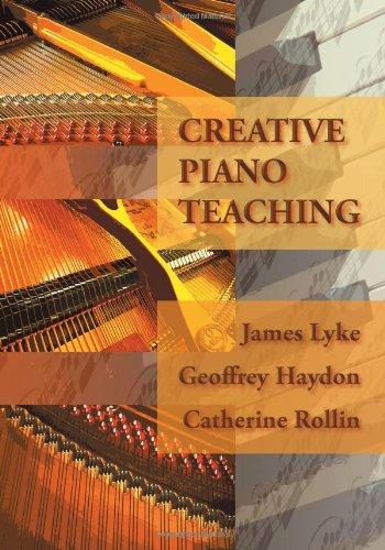 9781609040543: Creative Piano Teaching