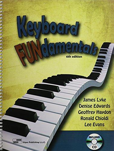 9781609041175: Keyboard Fundamentals