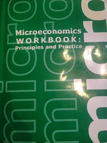 MICROECONOMICS WORKBOOK: BATTAGLIA