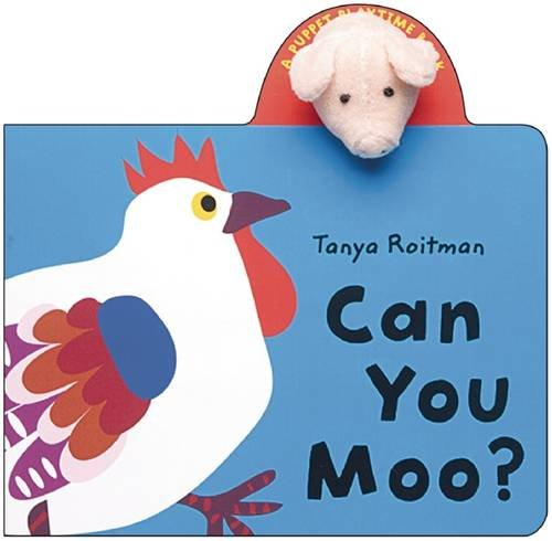9781609051693: Can You Moo (Puppet Playtime Books)