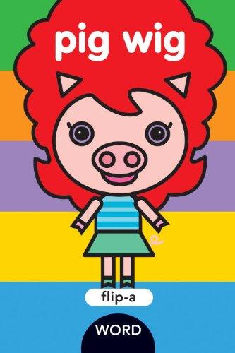 9781609051792: Flip-a-Word: Pig Wig