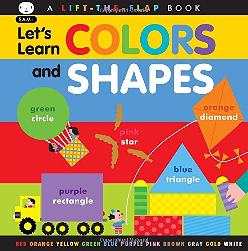 9781609052294: Let's Learn Colors and Shapes