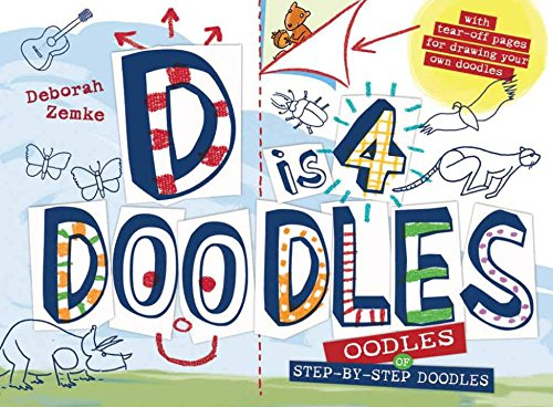 9781609052782: D is 4 Doodles