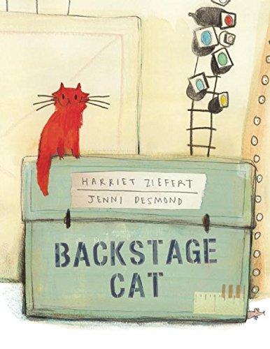 9781609052867: Backstage Cat