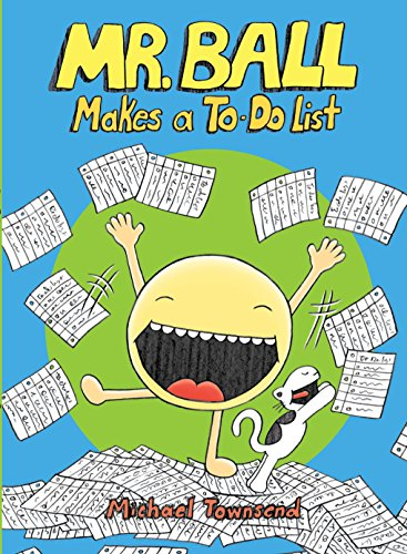 Mr. Ball Makes a To-Do List (Jump-Into-Chapters) (1609053656) by Michael Townsend