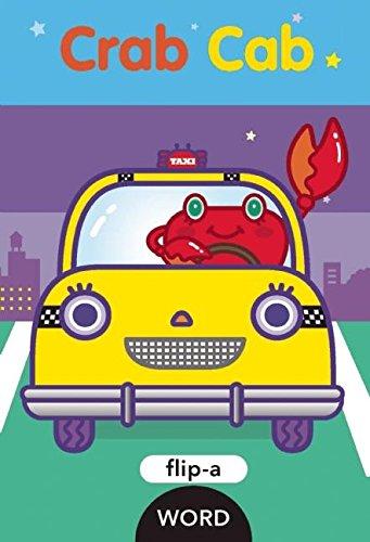 9781609054304: Crab Cab (Flip-a-Word)