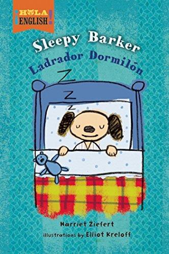 9781609055097: Sleepy Barker / Ladrador Dormilon (Hola, English!)