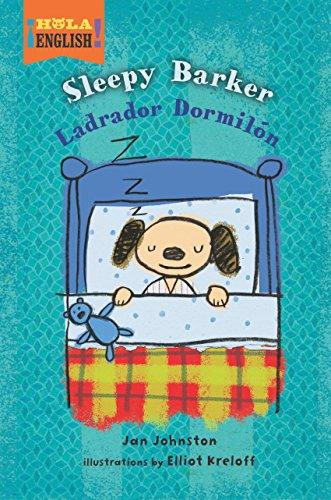 9781609055837: Sleepy Barker (Hola, English!)