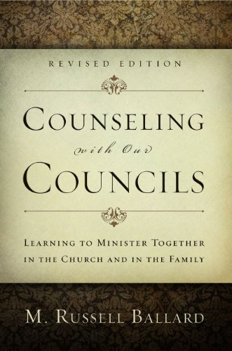 9781609070472: Counseling With Our Councils, Revised Edition: Learning to Minister Together in the Church and in the Family