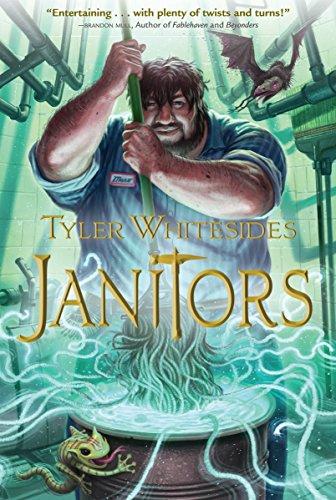 9781609070656: Janitors, Book 1