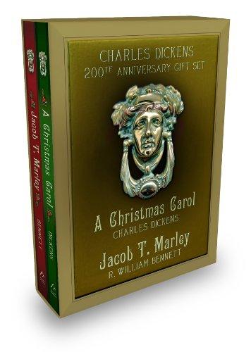 Charles Dickens 200th Anniversary Gift Set: A Christmas Carol/Jacob T. Marley: Dickens, ...
