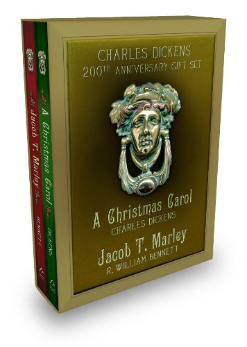 Jacob T. Marley and A Christmas Christmas: Bennett/dickens