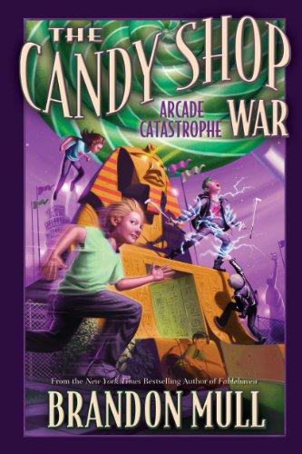 9781609071790: The Candy Shop War, Book 2: Arcade Catastrophe