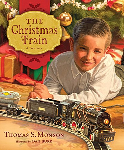 9781609071820: The Christmas Train: A True Story
