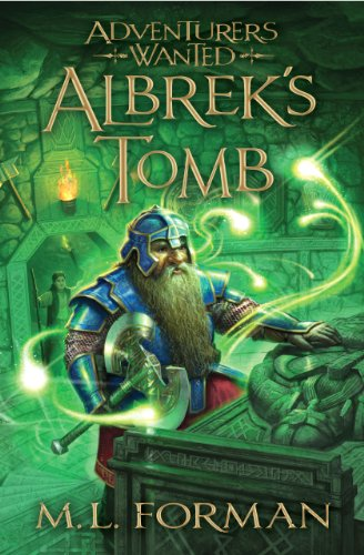 9781609073398: Adventurers Wanted, Book 3: Albrek's Tomb