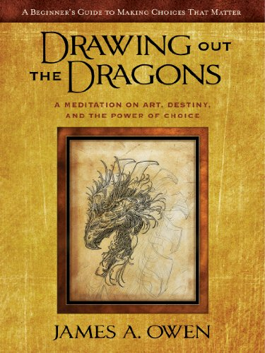 9781609073688: Drawing Out the Dragons: A Meditation on Art, Destiny, and the Power of Choice (The Meditations)