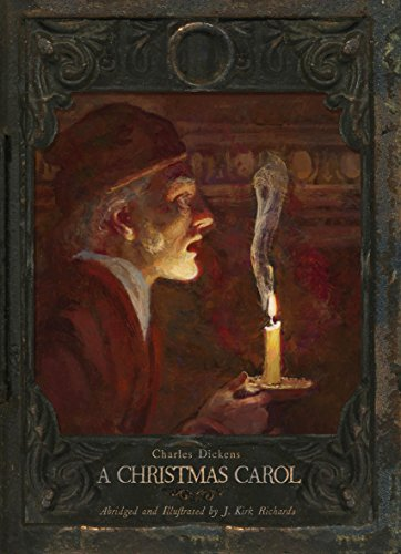 A Christmas Carol, Illustrated Edition: Charles Dickens