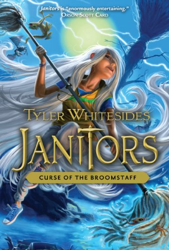9781609076054: Curse of the Broomstaff (Janitors)