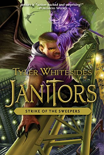 9781609079079: Janitors, Book 4: The Strike of the Sweepers
