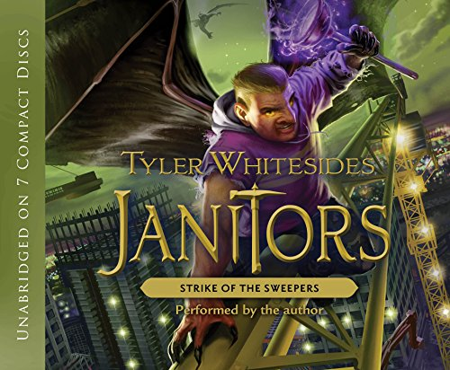 9781609079086: Janitors, Book 4: Strike of the Sweepers